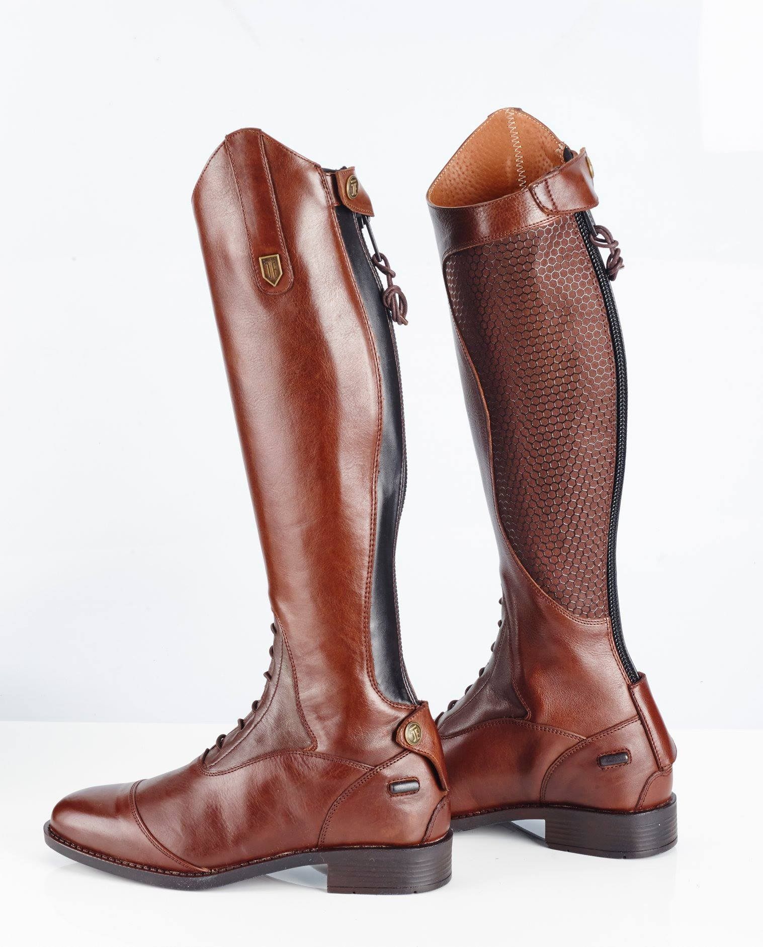 Just Togs Kensington Tall Boots For Width See Size Chart Below