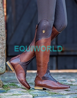 Mountain Horse SOVEREIGN HIGH RIDER BOOT -Avail in Black & Brown - Click Image to Close